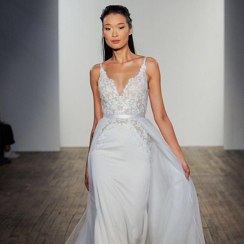 Lazaro Bridal Wedding Dress Collection Fall 2020: Blush By Hayley Paige Bridal & Wedding Dress Collection