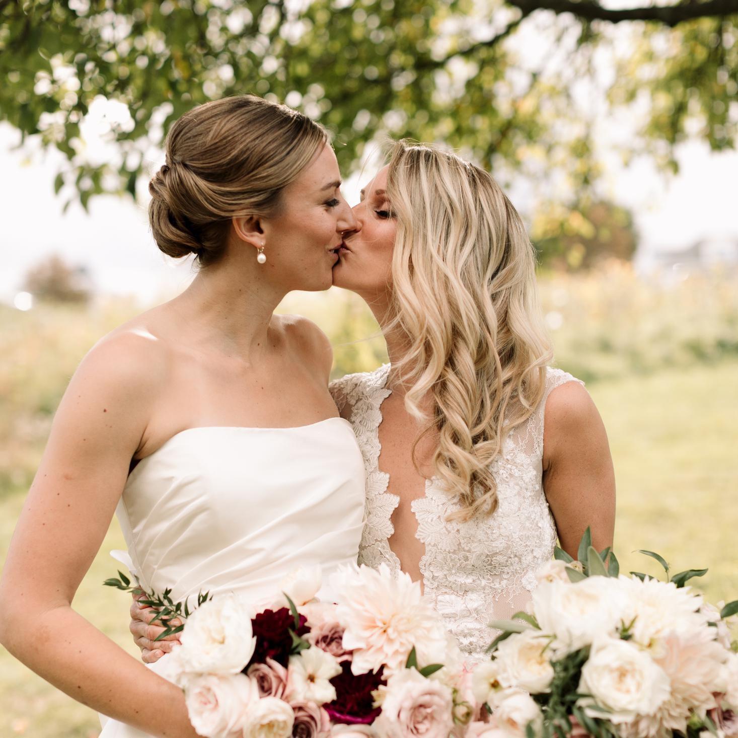 A Romantic Warehouse Wedding In Portland Maine