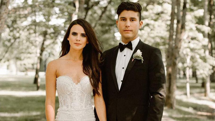 Myers Wedding Gift Registry: Dan Smyers Of Dan + Shay And Abby Law's Wedding Photos Are