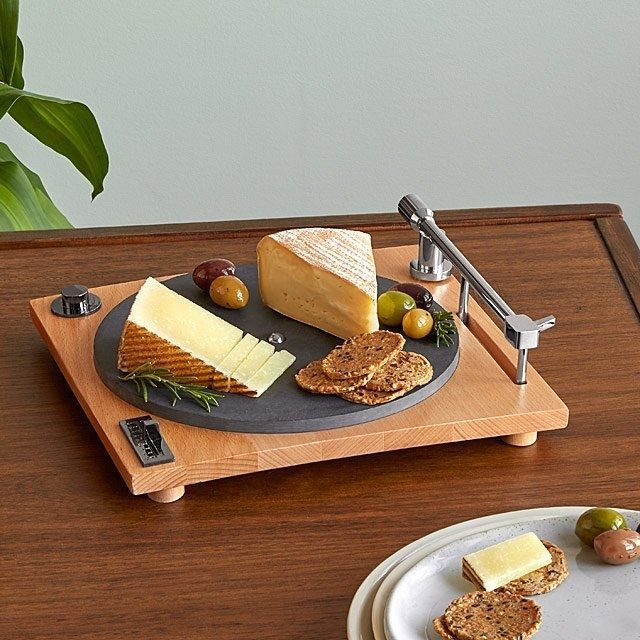 Turntable Cheese Board
