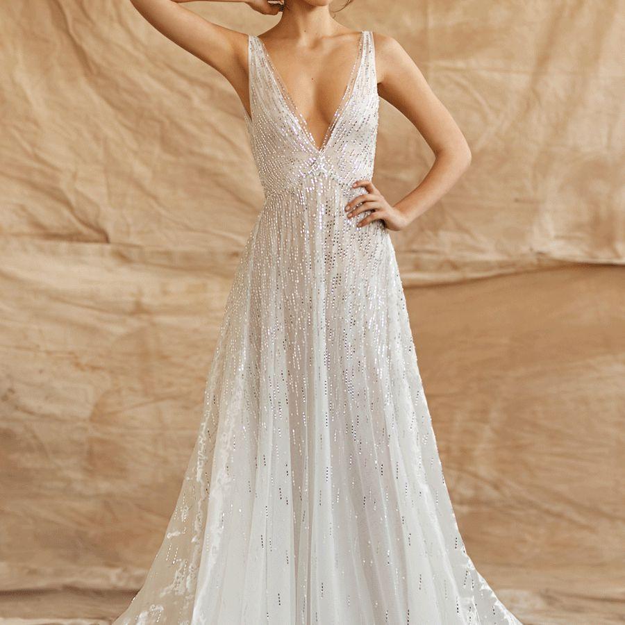 Dana Harel Madeline Wedding Gown