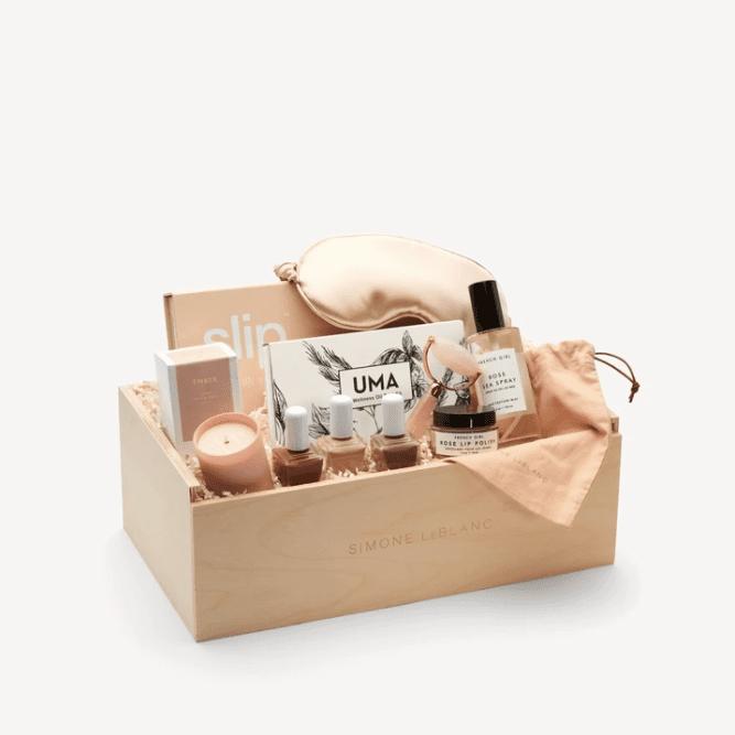 Simone LeBlanc Natural Beauty Deluxe Box