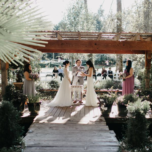 Non Church Wedding Ceremony Ideas: Handfasting Wedding Ceremony 101: Everything You Need To