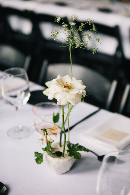 Long stem bud vases