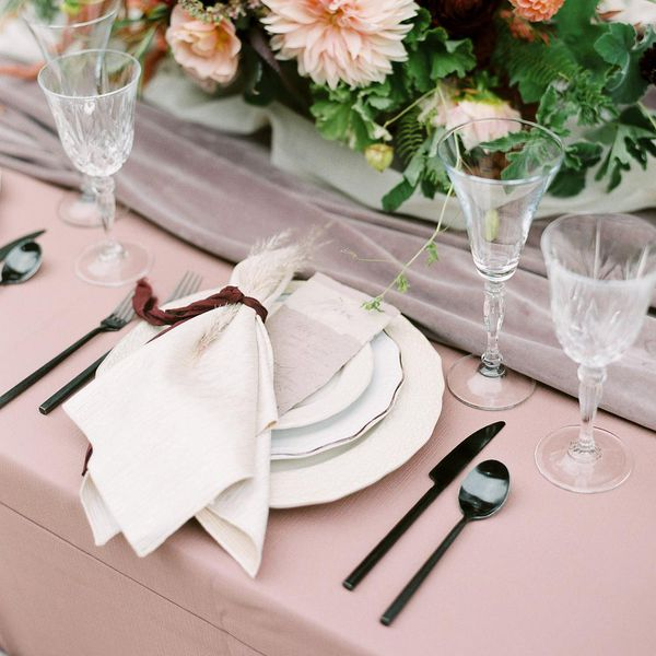 8 Pretty Ways To Fold Napkins At Your Wedding Reception