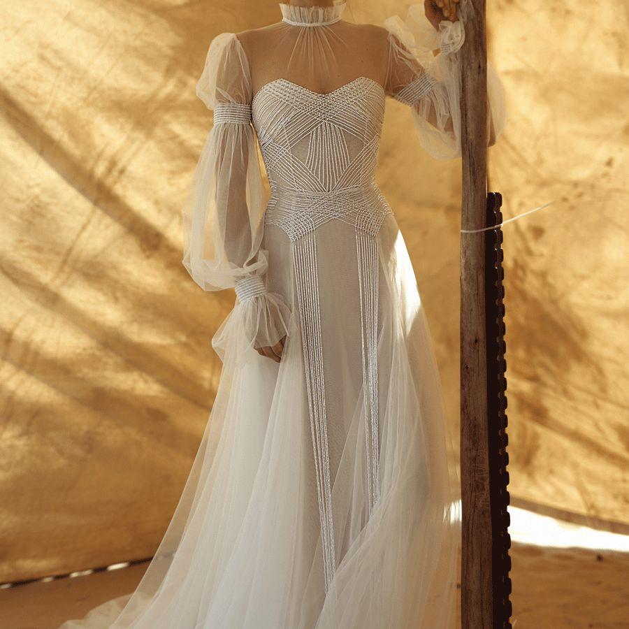 Dana Harel Kaya Wedding Gown