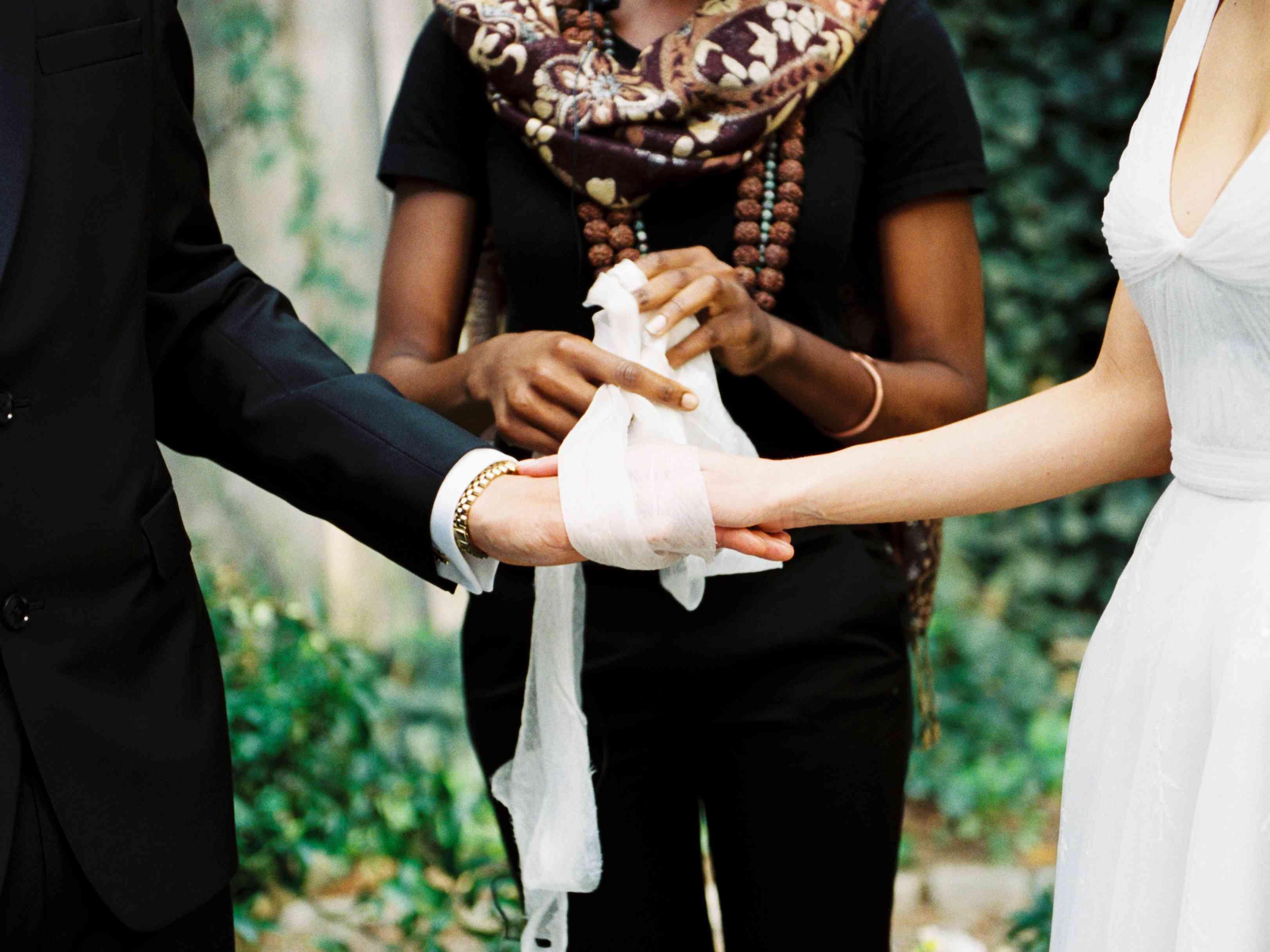 Nuptial ceremony