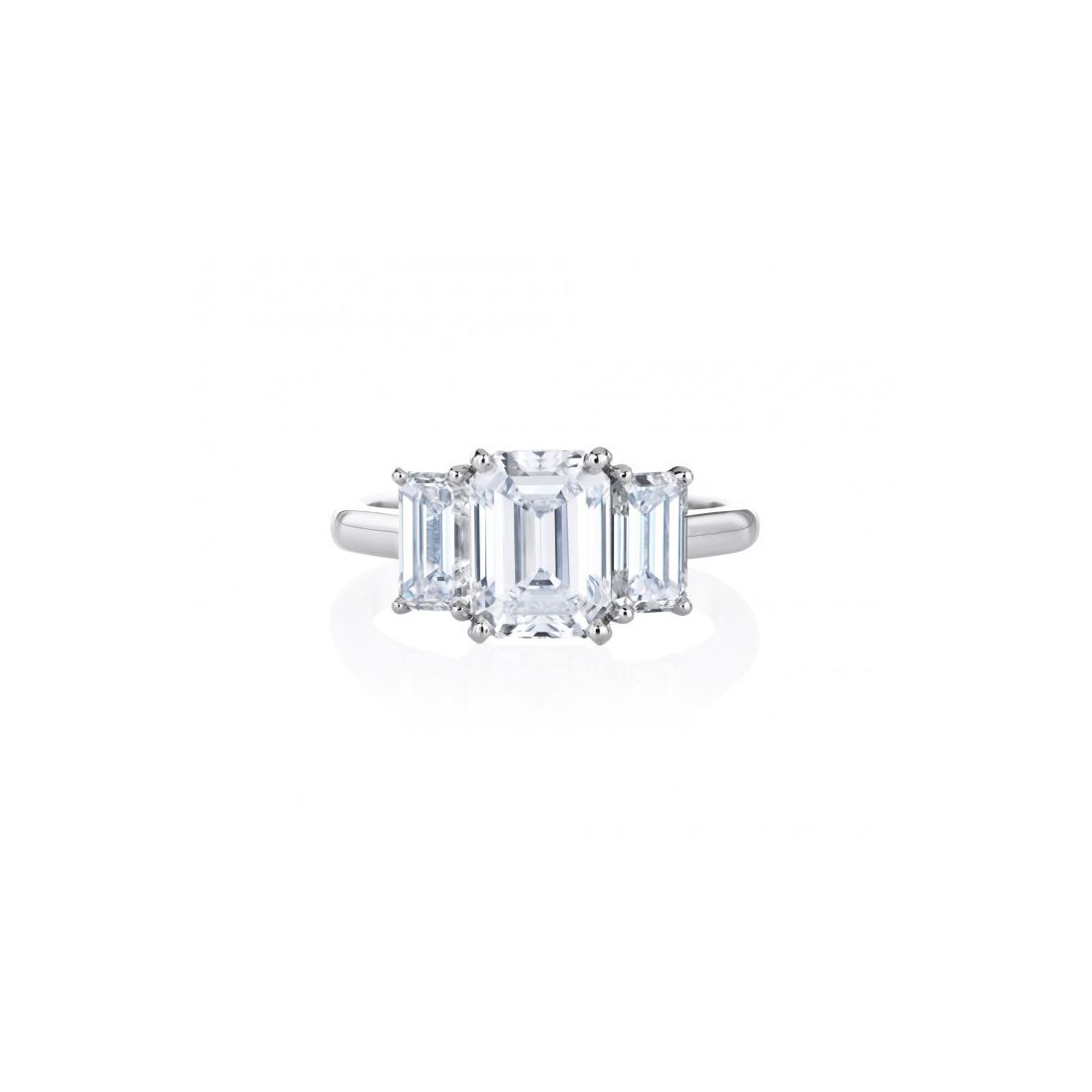 4ed85084a7653 75 Stunning Three Stone Engagement Rings For Every Style