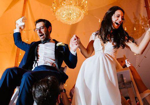 Jewish Hora Dance