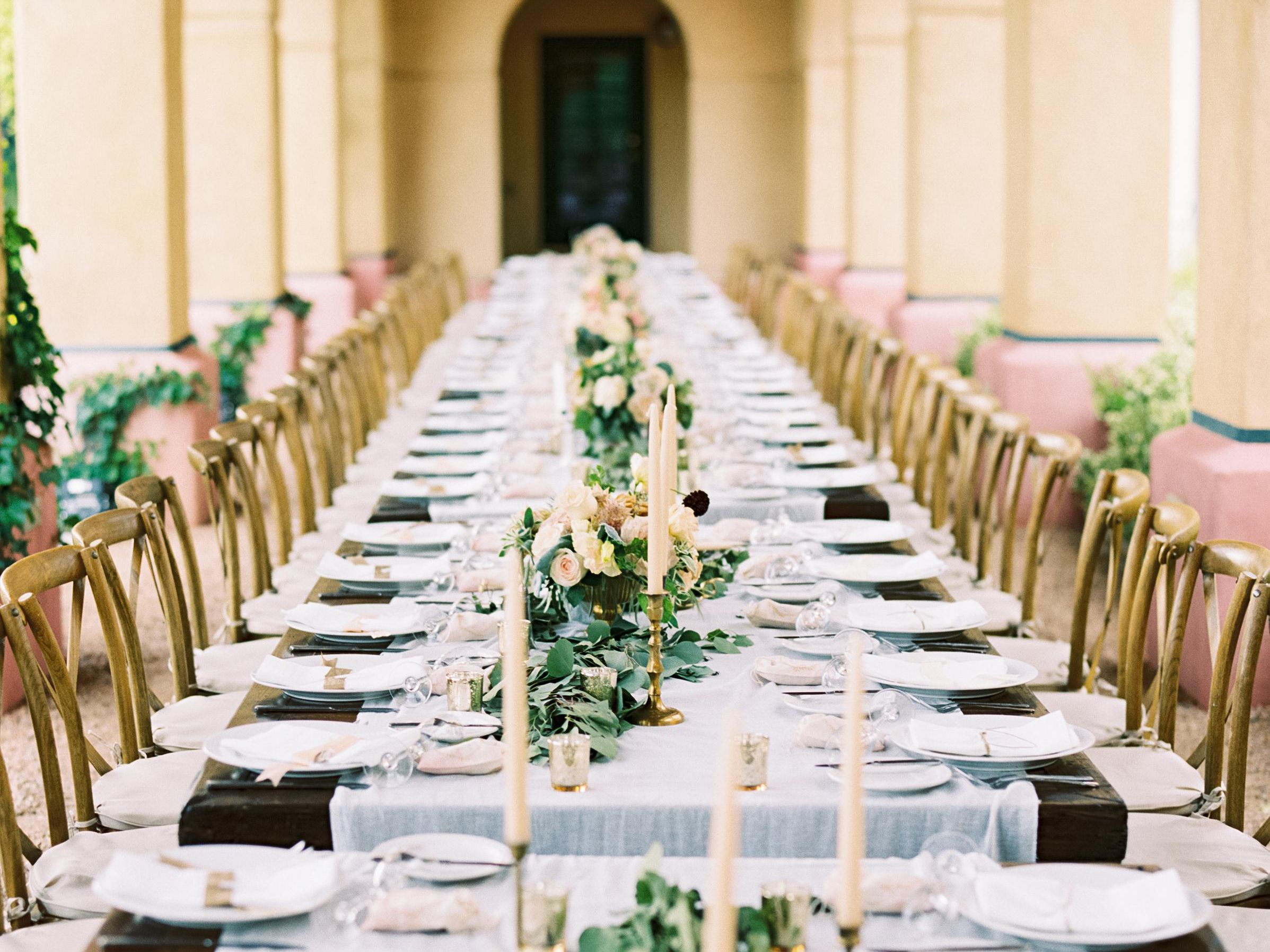 The Ultimate Guide To Wedding Linen Rentals