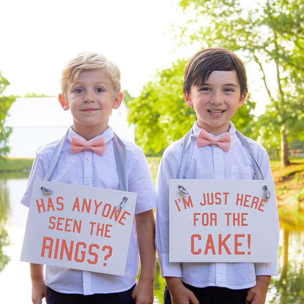 ring bearers