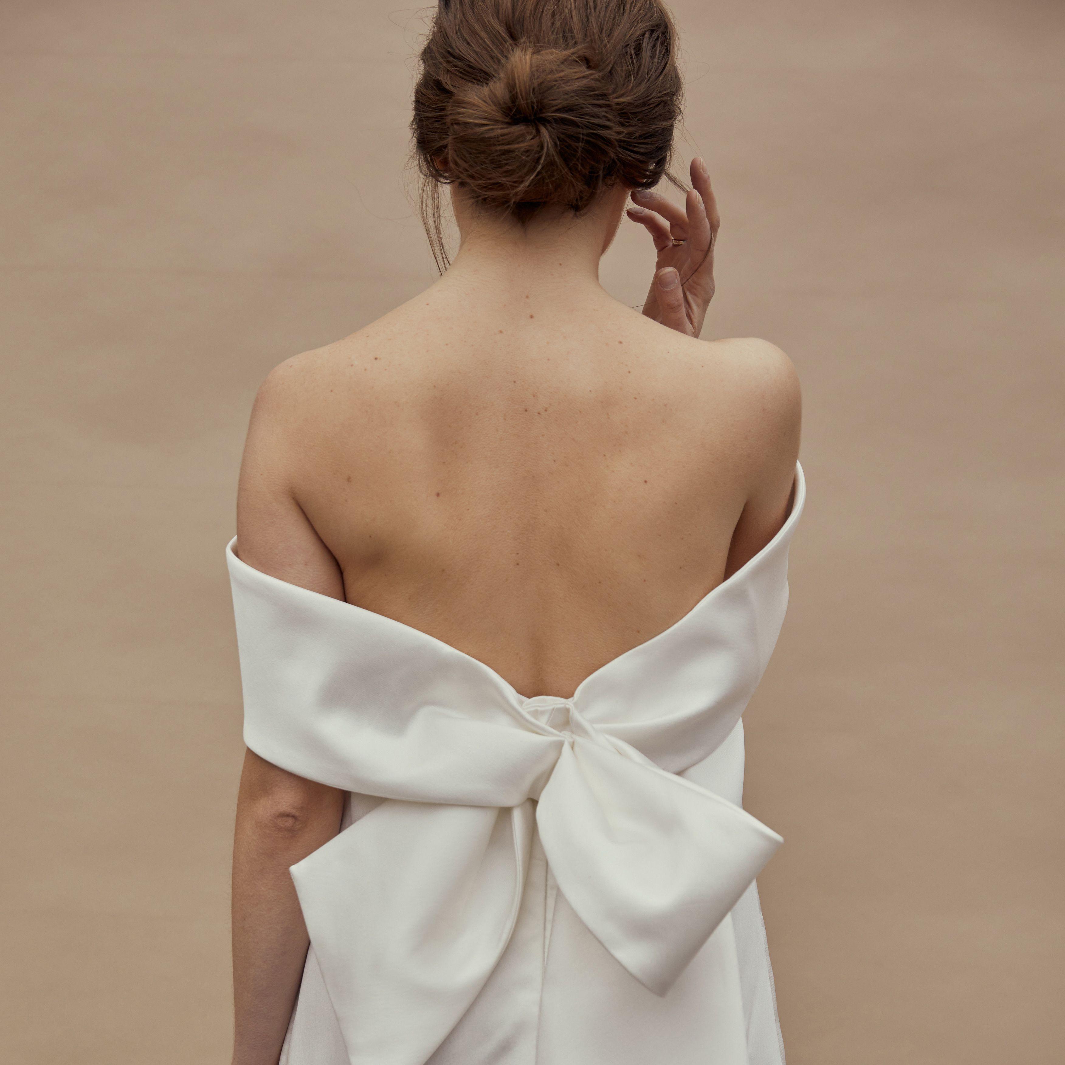 Little White Dress by Amsale Wedding Dresses by Season