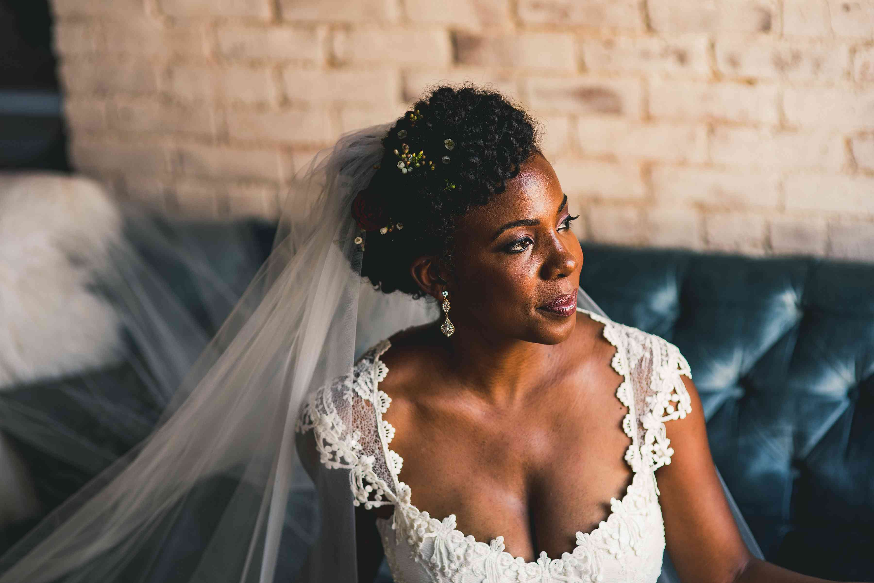Your Wedding Hairstyle Based On Your Personality