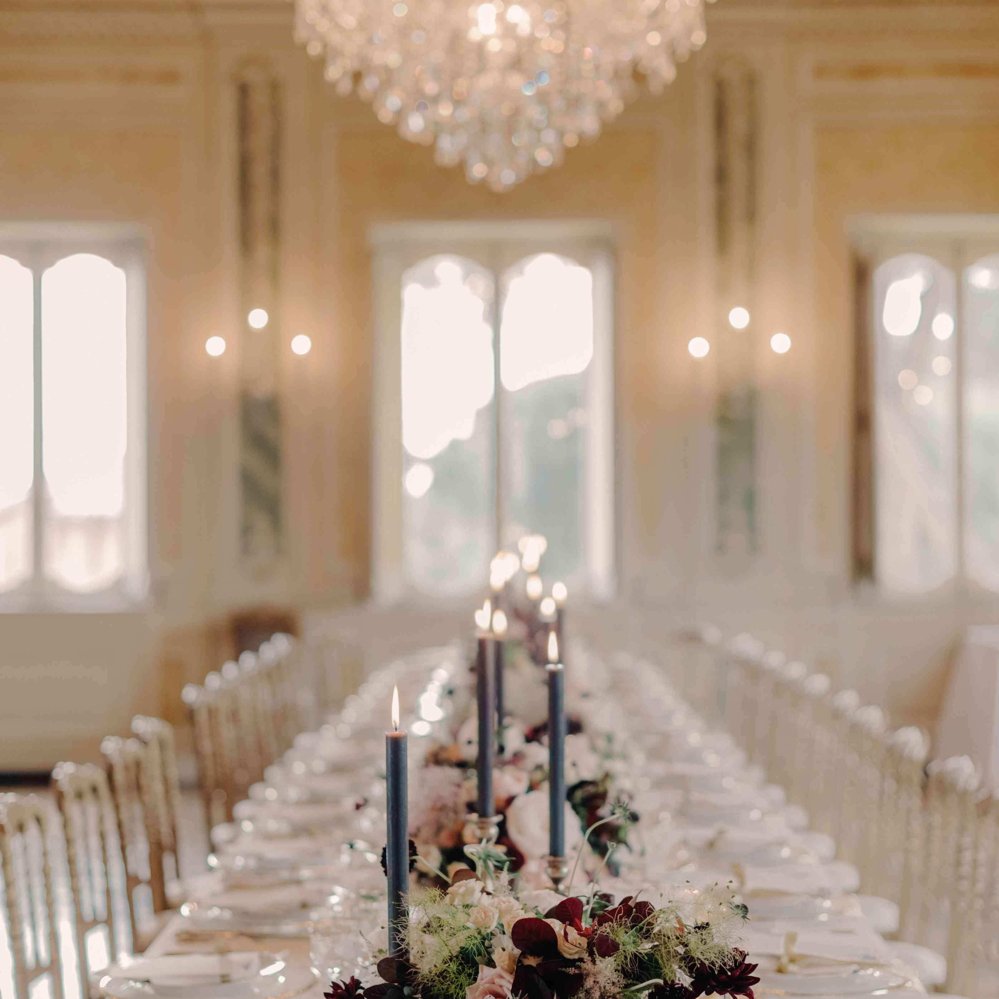 Reception at Villa Aurelia