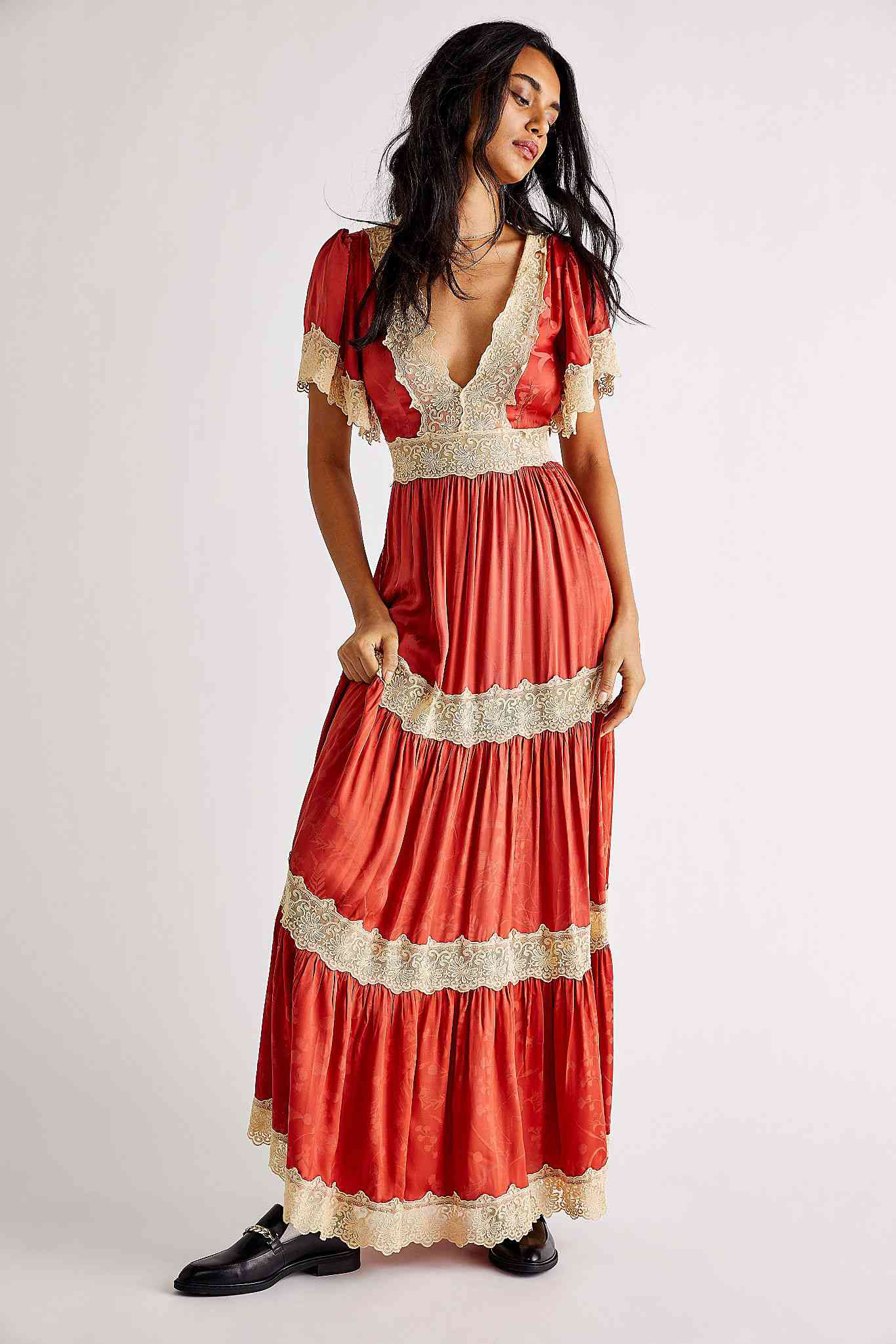 Spell & They Gypsy x Free People Ocean Gown $379