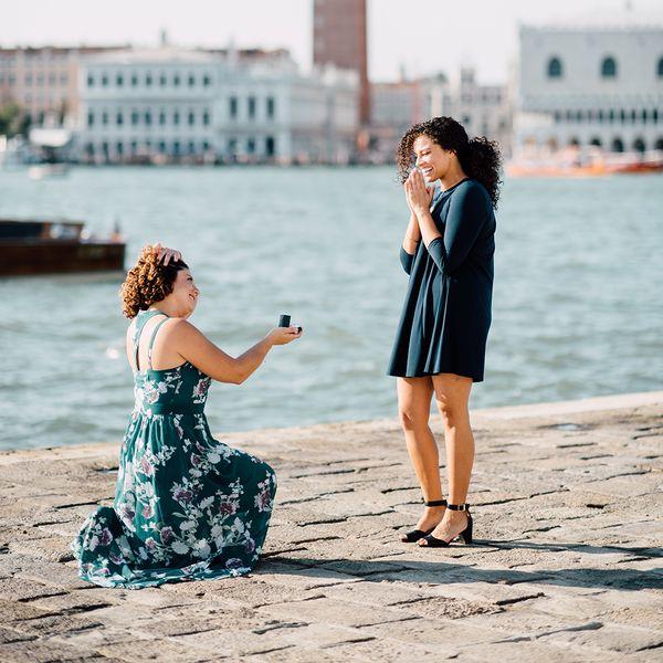 Marriage Proposal & Engagement Ideas | Brides