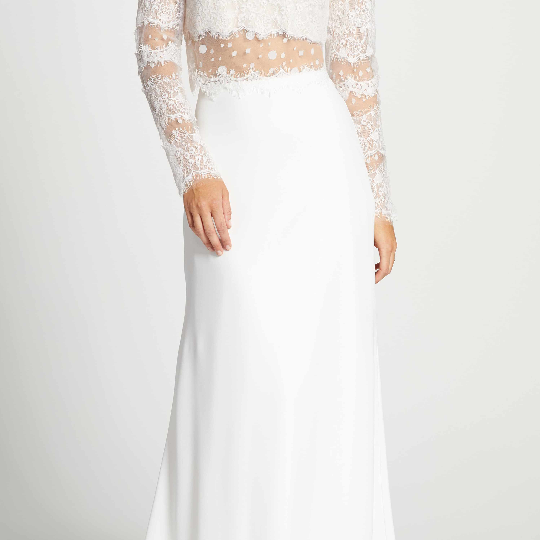 The 40 Best Wedding Dresses Under 1 000 Of 2020