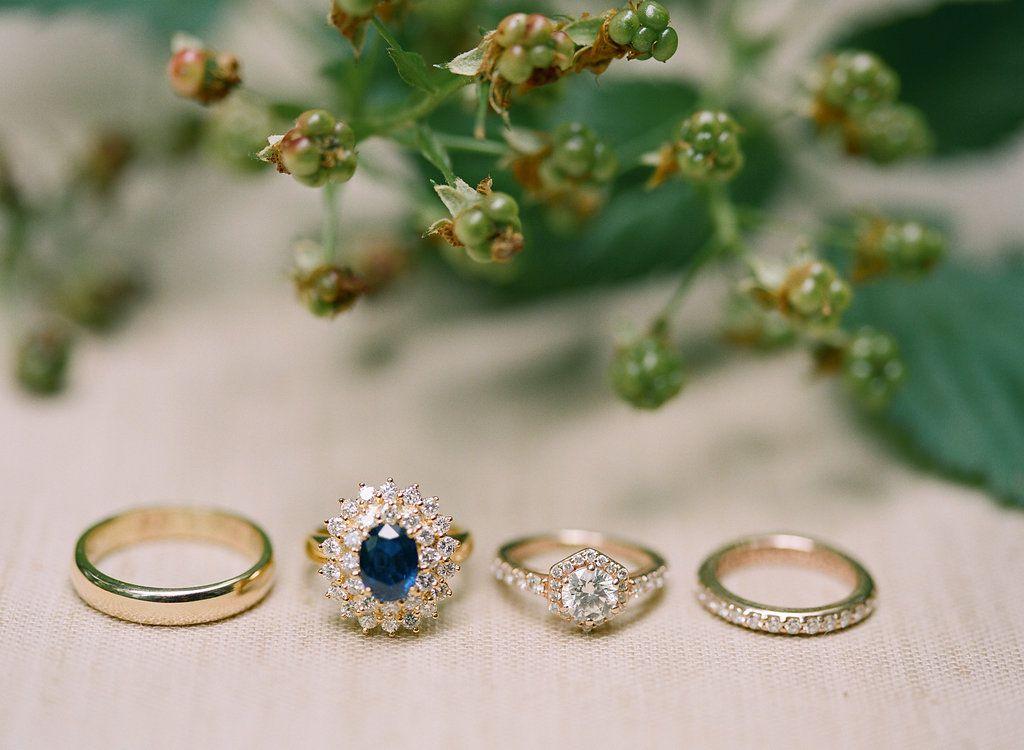 Brides rings