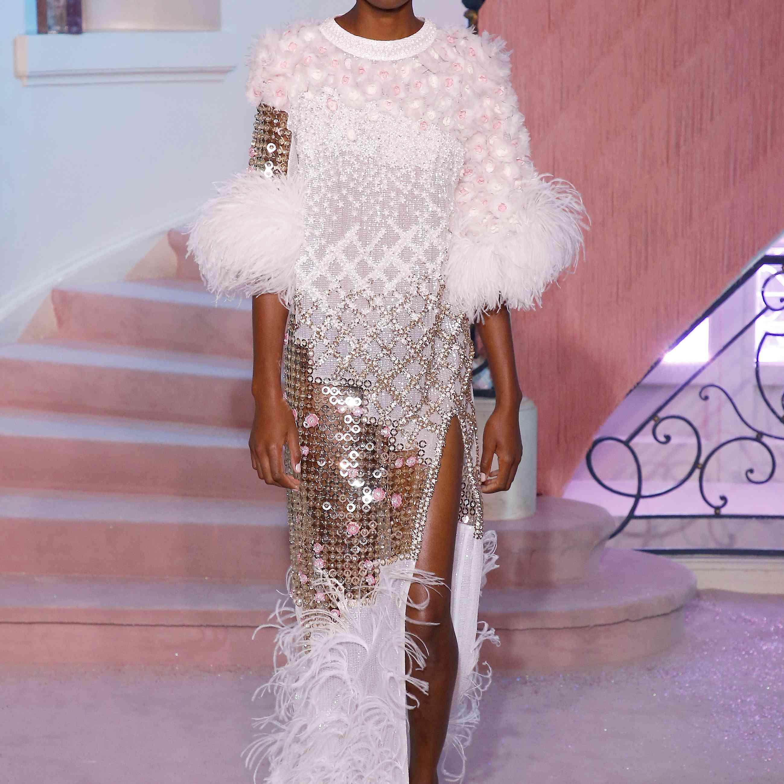 ulyana sergeenko spring summer 2020 couture