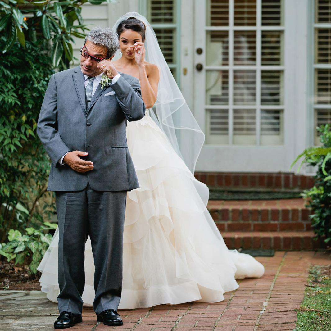 Father Of The Bride Speech Etiquette: 3 Things Every Father Of The Bride Should Do At His
