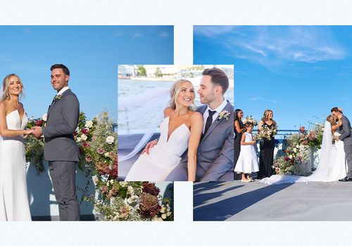 Nicole Pellegrino wedding