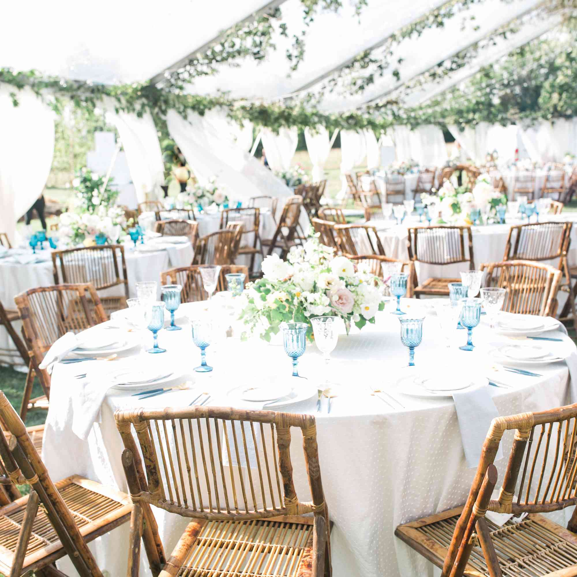 reception seating round chairs
