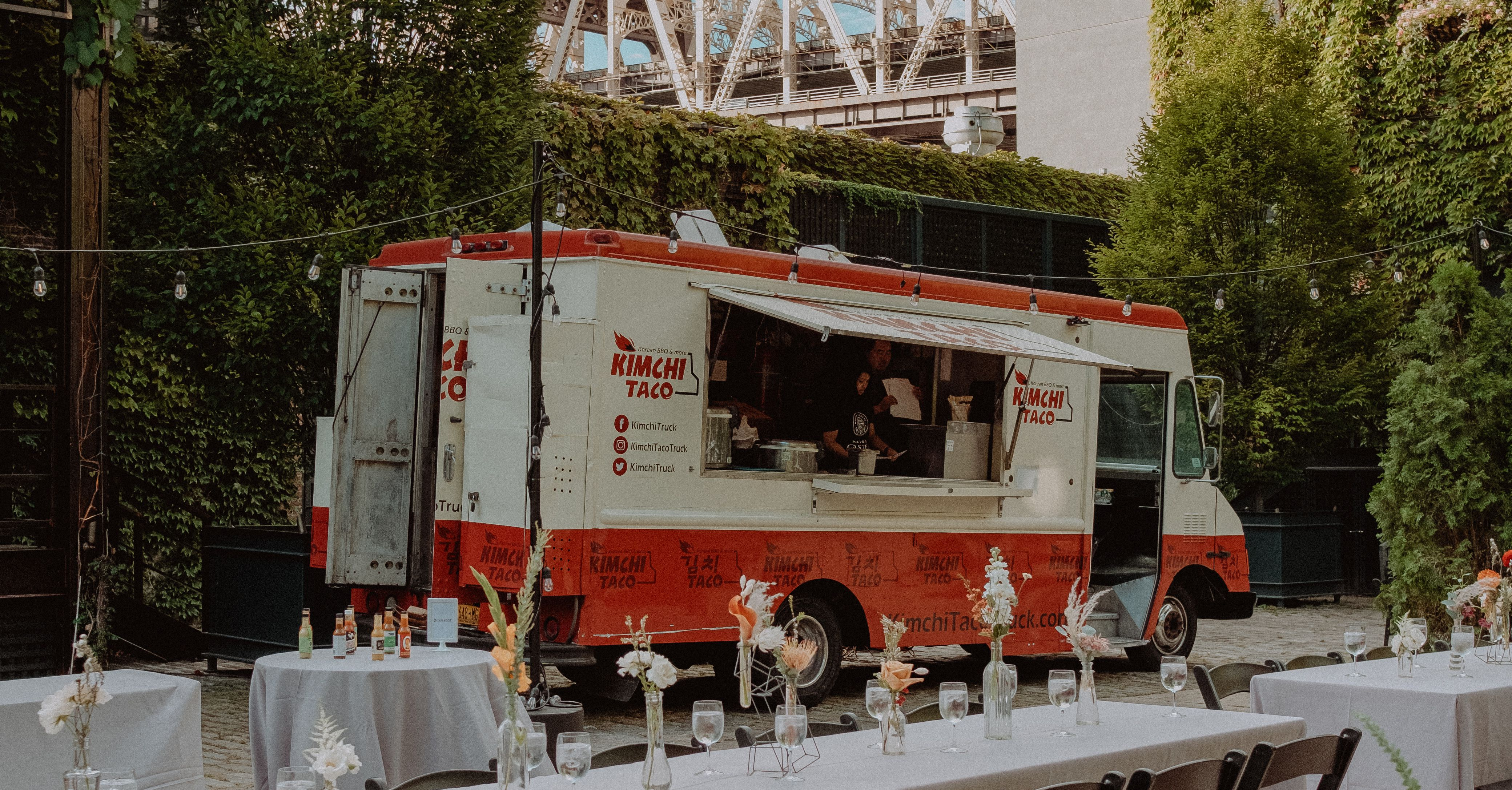Food Truck Wedding Catering Everything You Need To Know