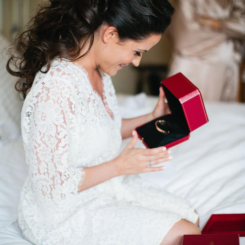 Bride To Groom Wedding Gift: When Should The Bride And Groom Exchange Gifts On The