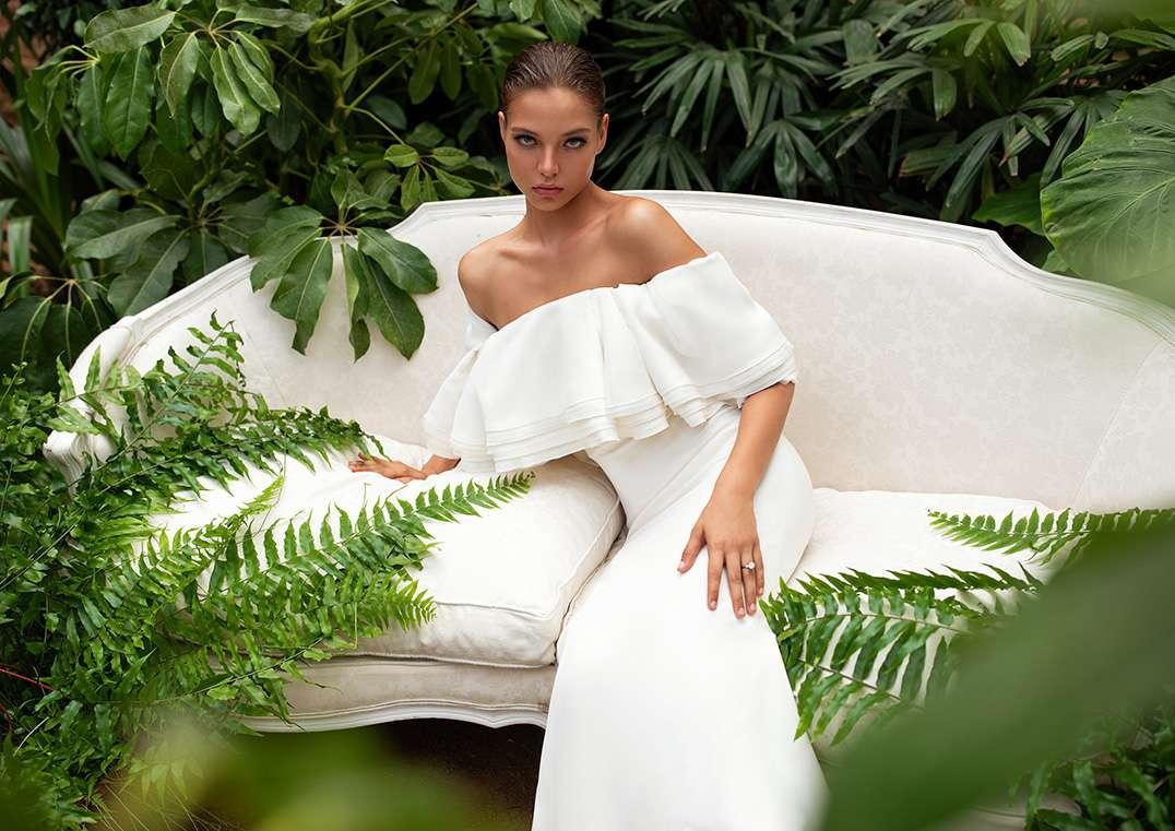 Zac Posen x White One Bridal Fashion Week Fall 2020