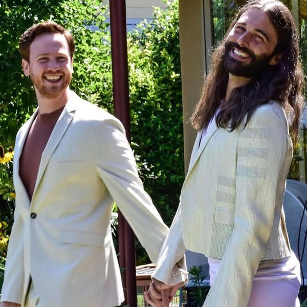 Johnathan Van Ness Married