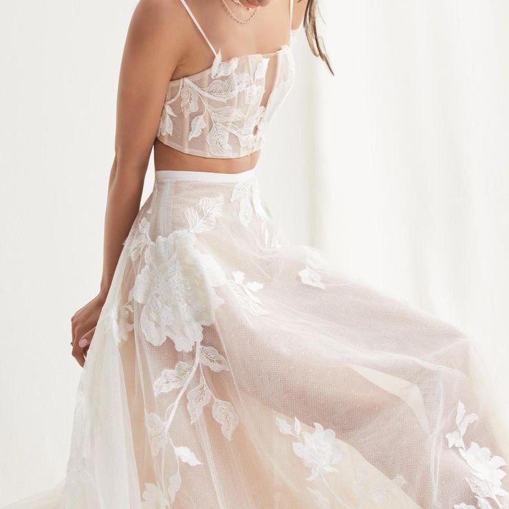 15 Bridal Separates Sets For A Modern Bridal Moment