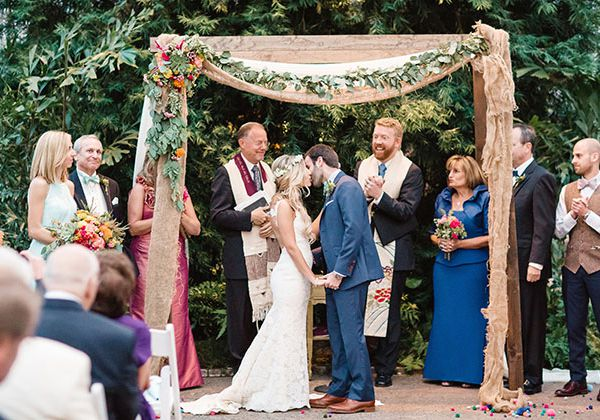 Traditional Wedding Ceremony.Wedding Ceremony Vow Ideas Brides