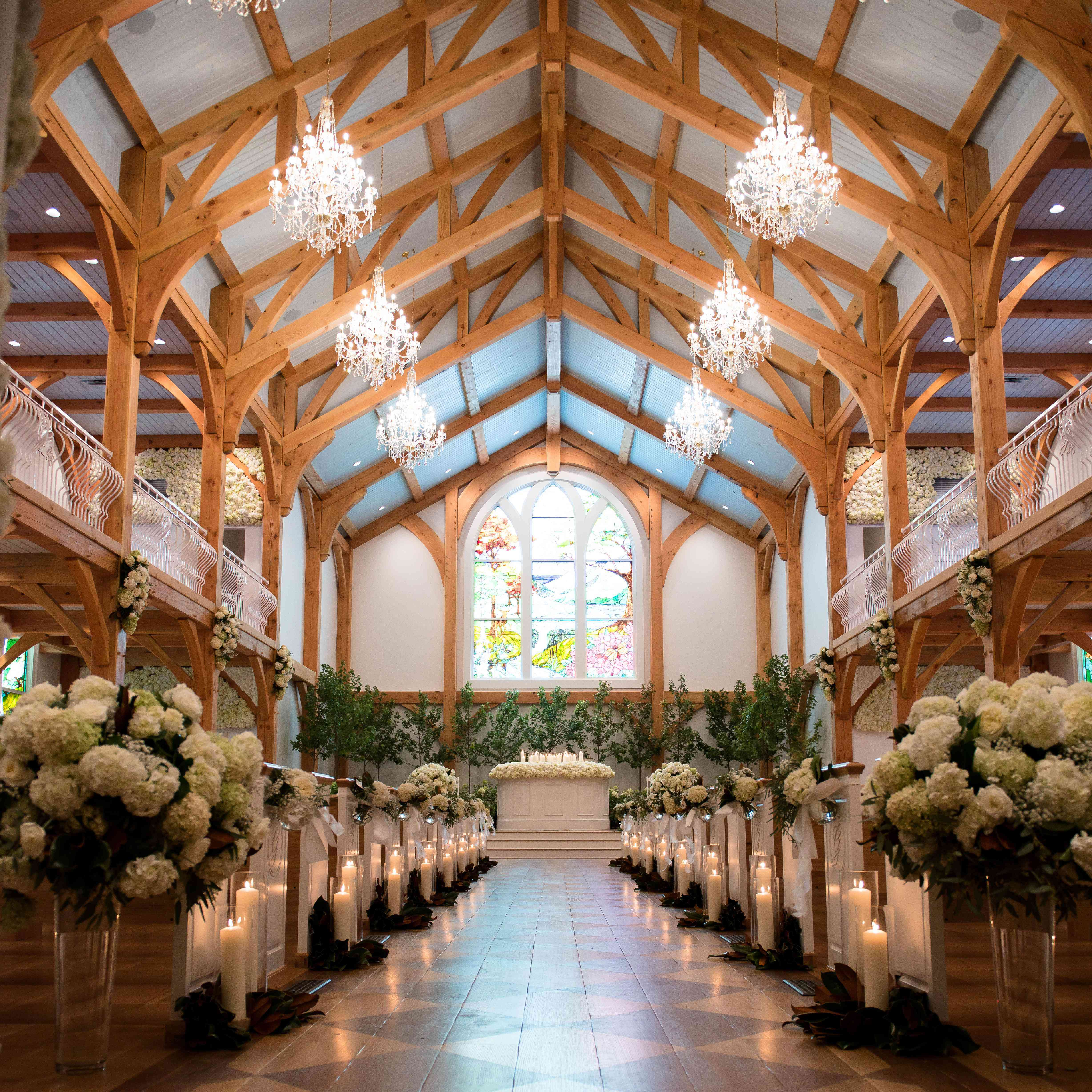 This West Virginia Couple Threw A Stunning Wedding At The