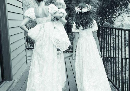Bride in Dolce & Gabbana
