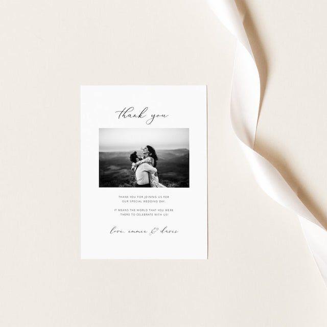 Photo Printable Card