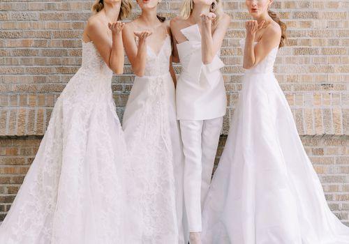 lela rose bridal trends