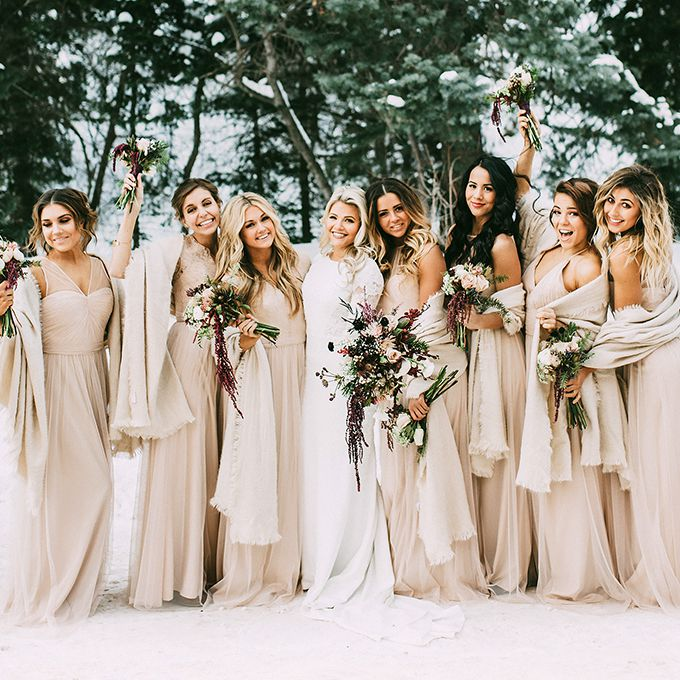 Lindsay Arnold Wedding.45 Times Celebrities Were Bridesmaids