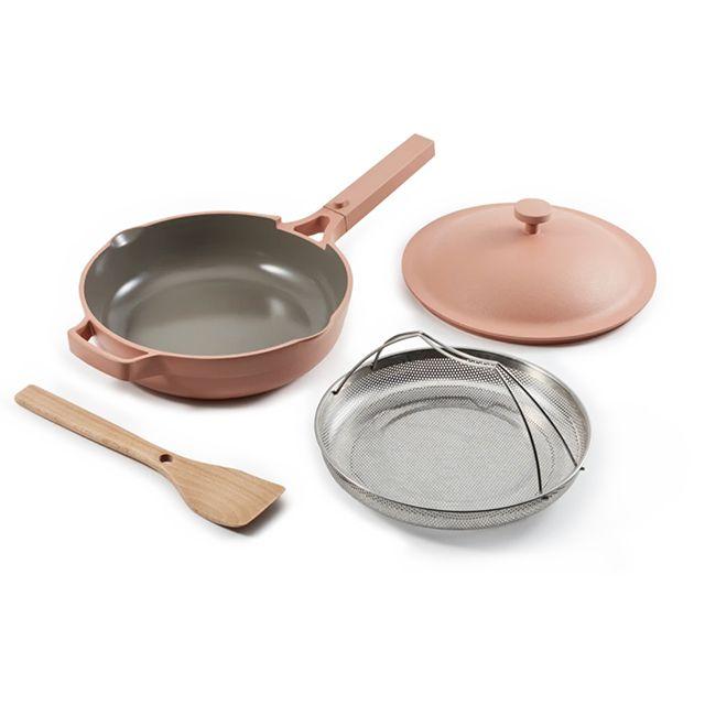 Always pan