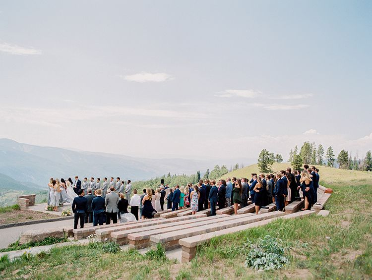 <p>mountaintop ceremony</p><br><br>