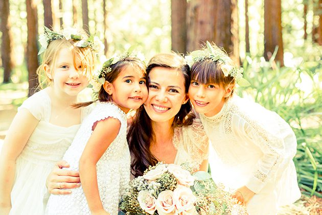 How To Include Your Children In Blended Family Weddings