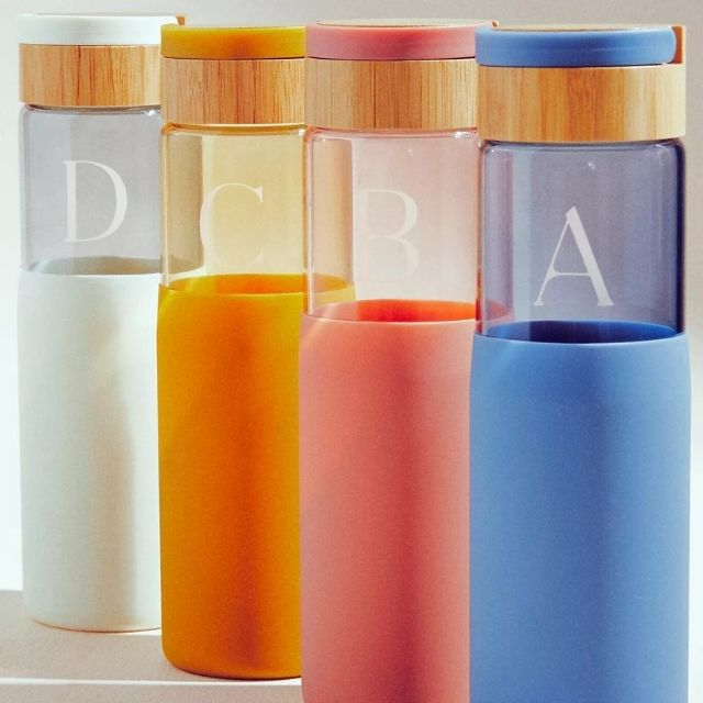 Sienna Monogram Water Bottle