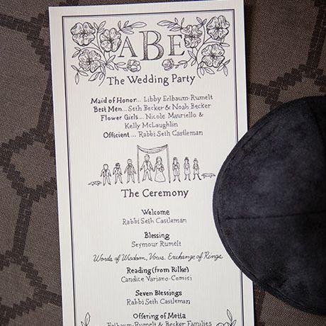 32 Wedding Ceremony Programs You Ll Love