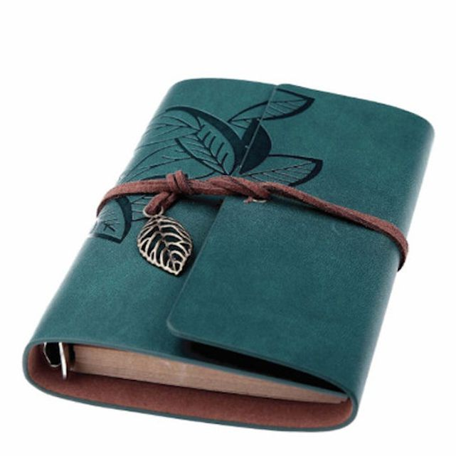 Great Finds Crafts Leather Journal