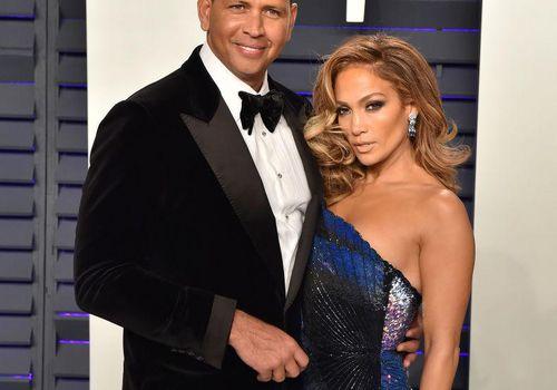 Jennifer Lopez and Alex Rodrigues