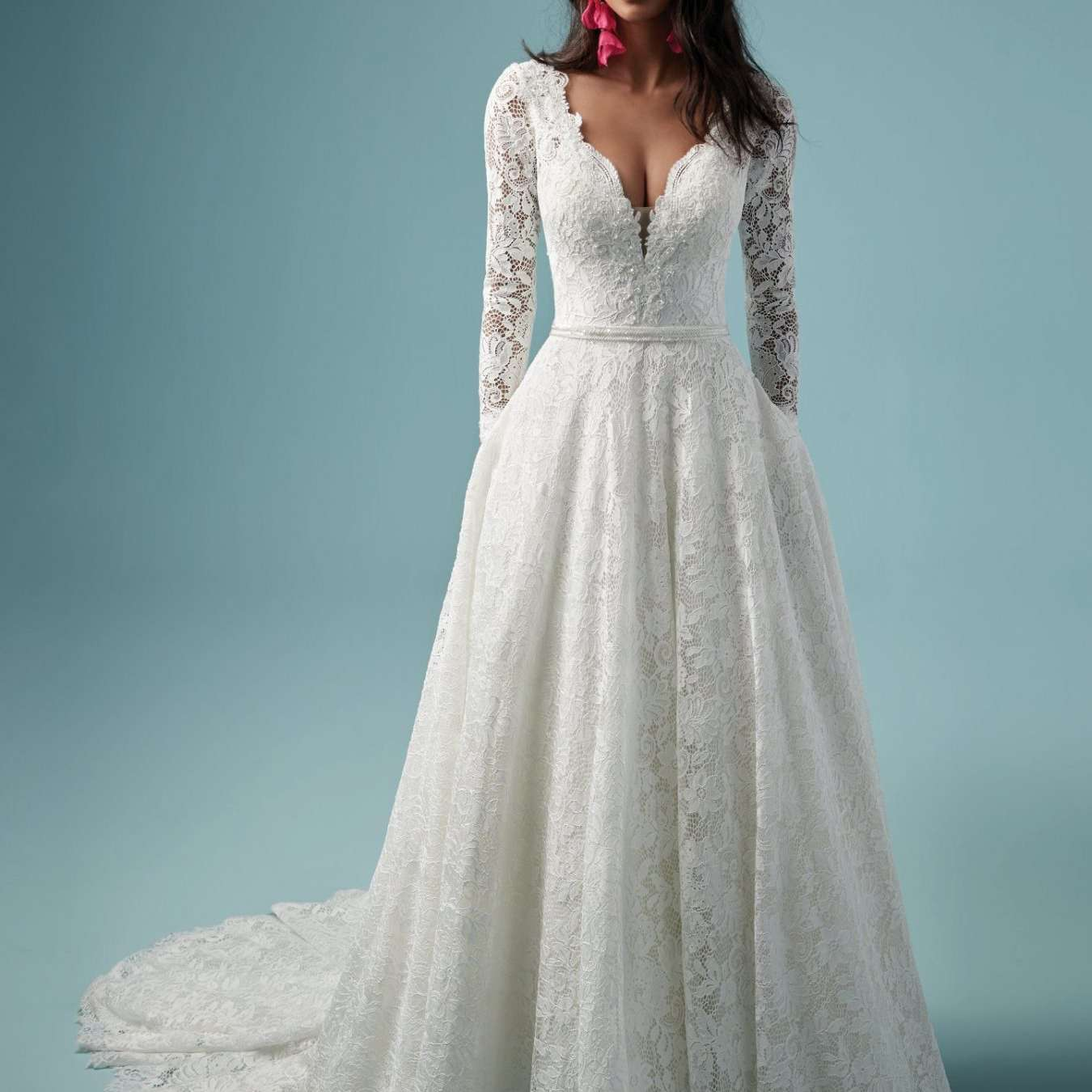 45 Wedding Dresses With Pockets