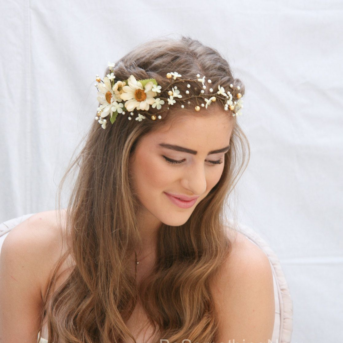 ef55907a4deb8 29 Chic Flower Crowns For You And Your Bridesmaids You Can Buy Now