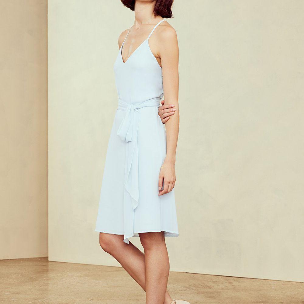 Nouvelle Amsale India Bridesmaid Dress $160
