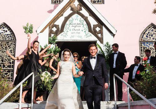 <p>ceremony exit</p>