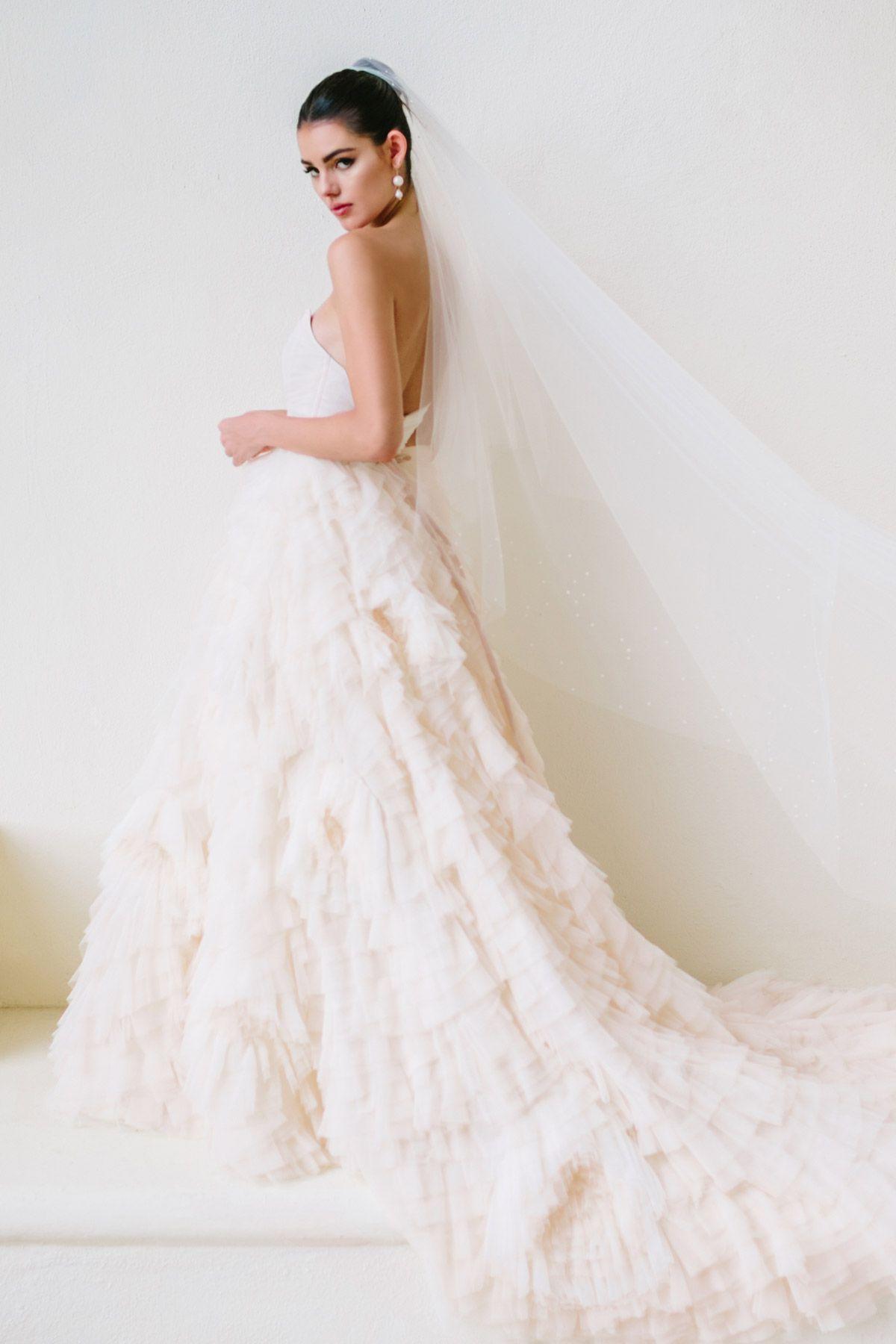 Watters Kristiane Wedding Dress