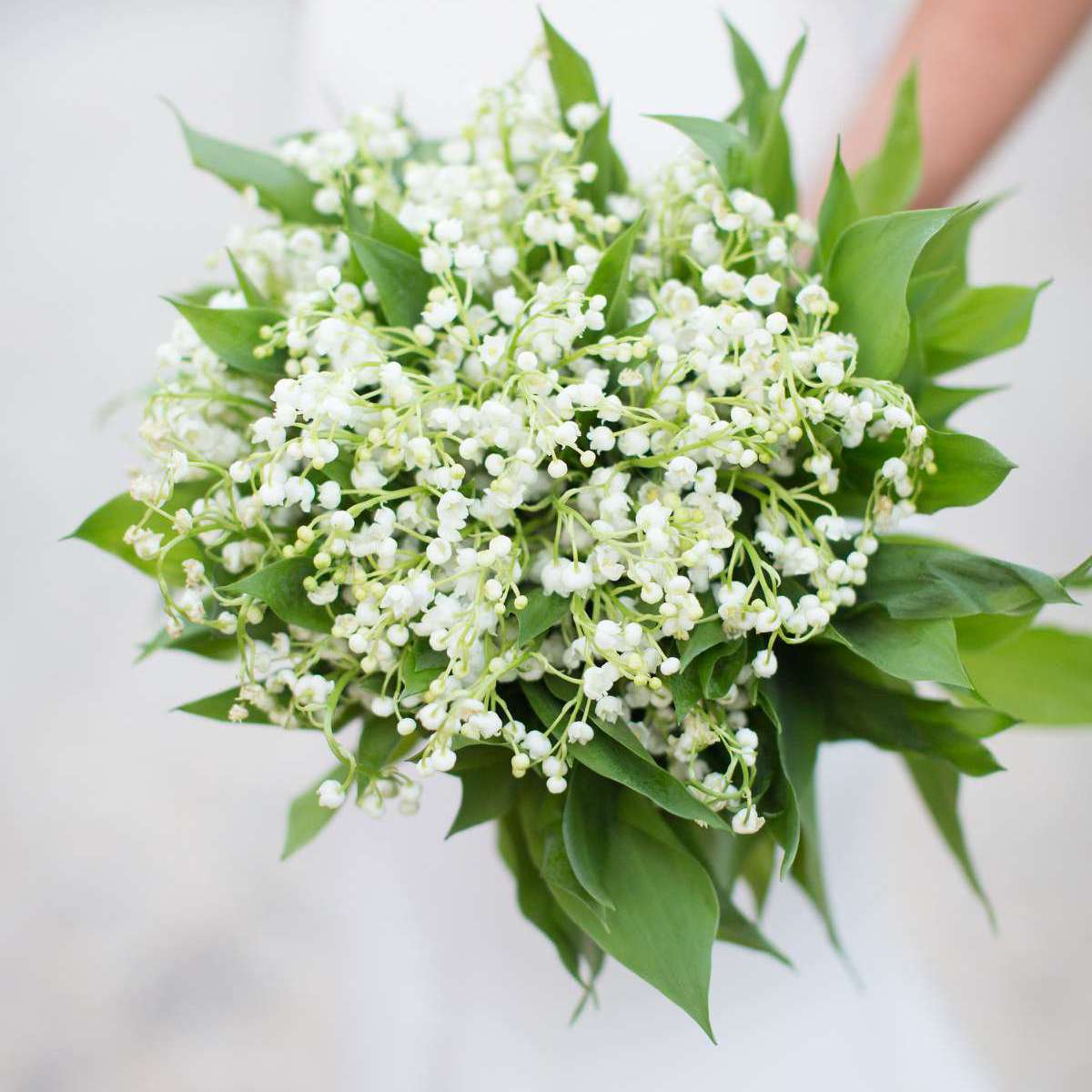 23 Beautiful Lily Of The Valley Wedding Bouquets